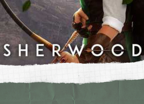 Sherwood by Meagan Spooner | Book Review