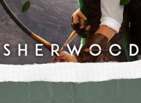 Sherwood by Meagan Spooner   Book Review