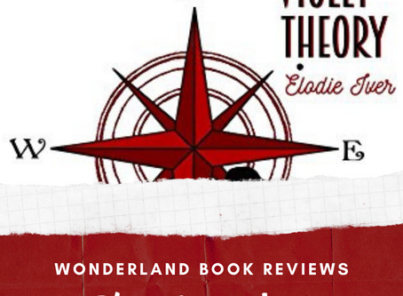 The Violet Theory by Elodie Iver   Book Review