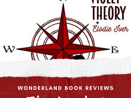 The Violet Theory by Elodie Iver | Book Review