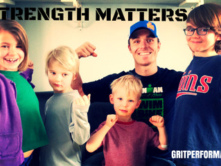 STRENGTH MATTERS! The WHY and HOW of Strength Training for Endurance Athletes