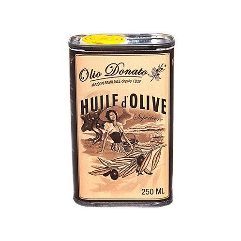 Huile d'olive Vierge Extra Fruitée Noire 250ml
