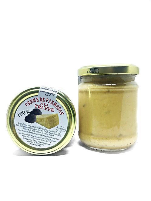 Crème de Parmesan à la Truffe 190gr