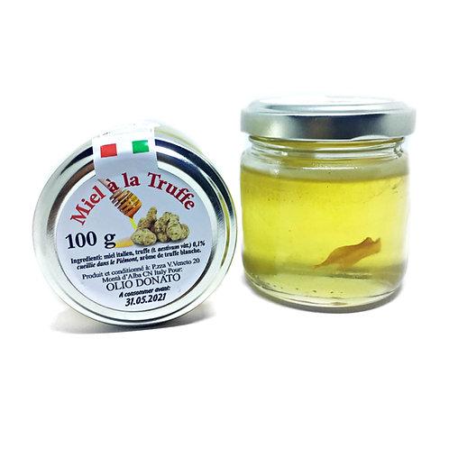 Miel à la Truffe Blanche d'Alba 100g