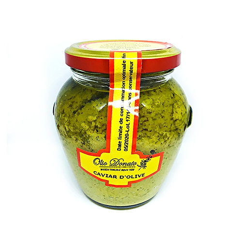 Caviar d'Olives Vertes 290gr