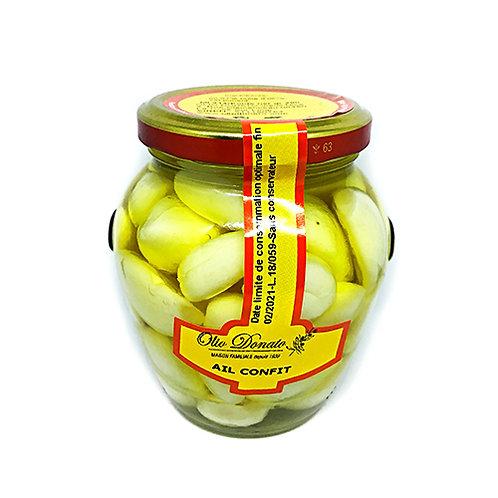 Ail Confit à l'Huile d'Olive 290gr