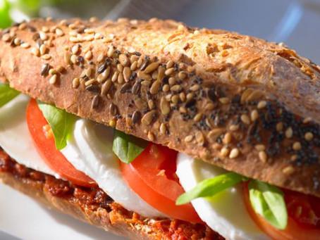 Sandwich du soleil Olio Donato