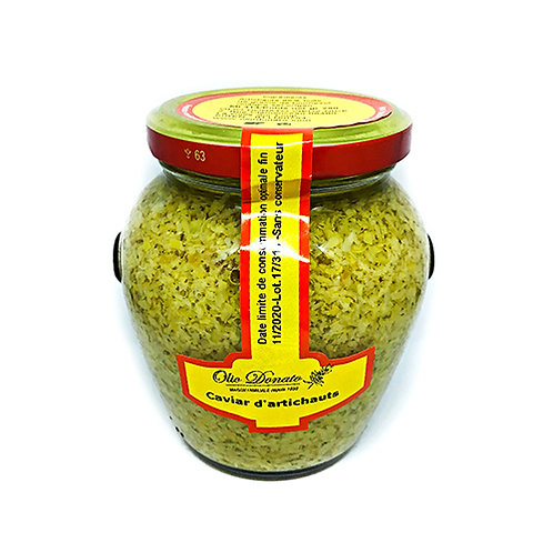 Caviar d'Artichauts à 95% 290gr