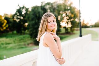 Hannah / Auburn Senior 2018