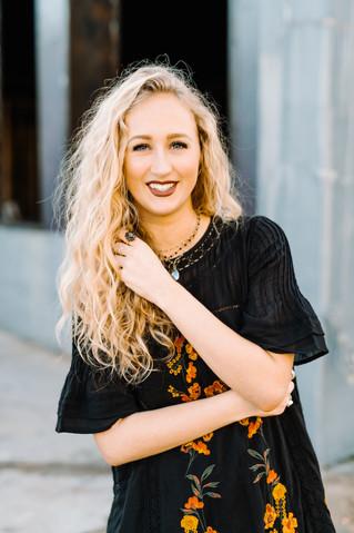 Hannah - Senior 2018