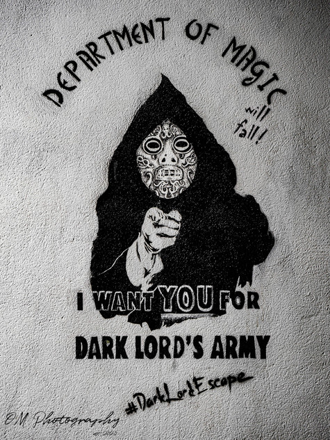 Dark Lord Wants You