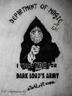 Dark Lord Wants You