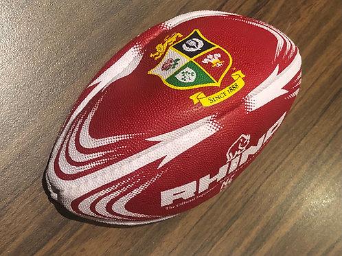 Mini British and Irish Lions Rugby Ball