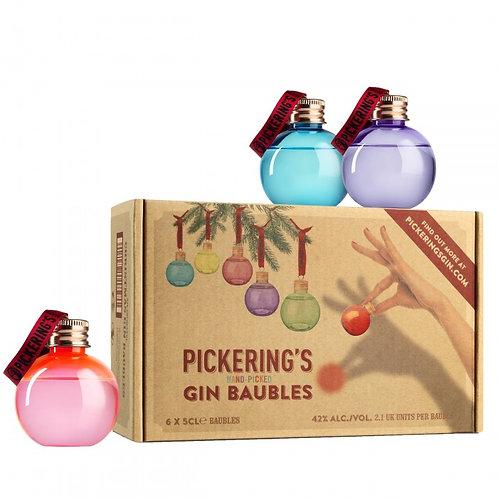 Pickerings Gin Baubles