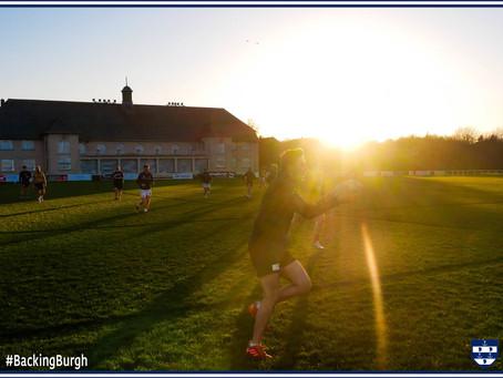Training at Stoneyhill