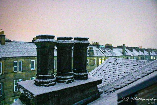 Winter Roof