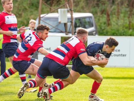 Musselburgh v Aberdeen Grammar: four-try Tait stars as Burgh bounce back