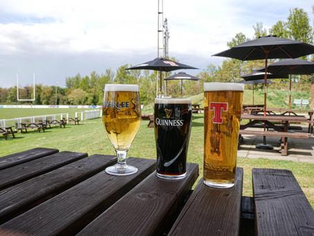 Changes to Beer Garden Opening Hours