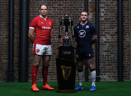 Scotland vs Wales Ticket Information
