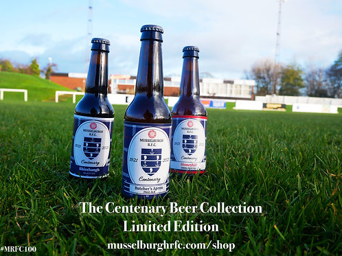 MRFC Centenary Ales Case from