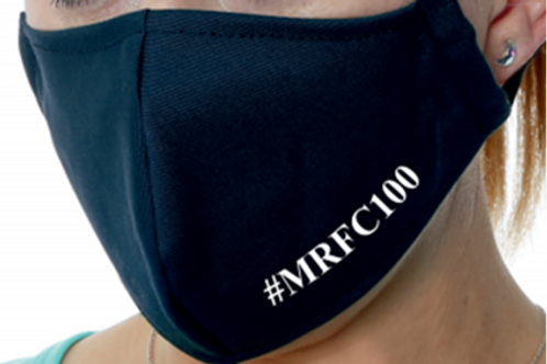 MRFC Centenary Face Mask