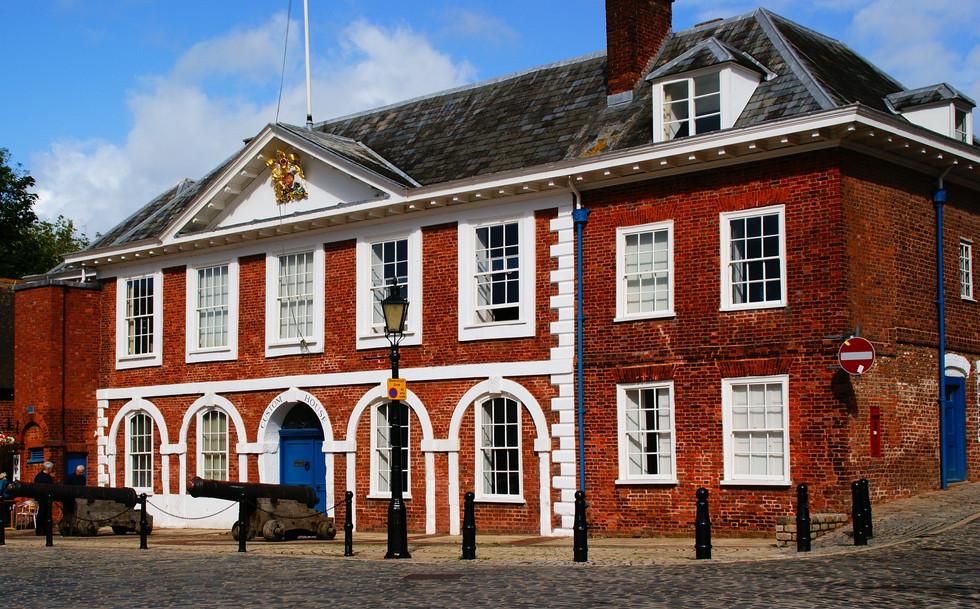 Exeter Custom House