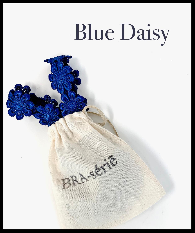 BRAserie Blue Daisy