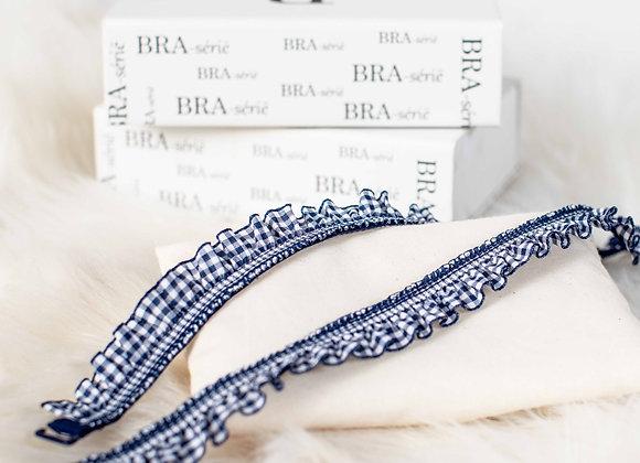 Blue Gingham BRA-serie