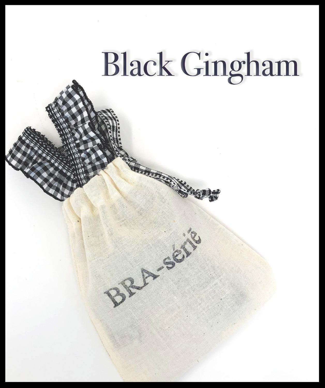 BRAserie Black Gingham