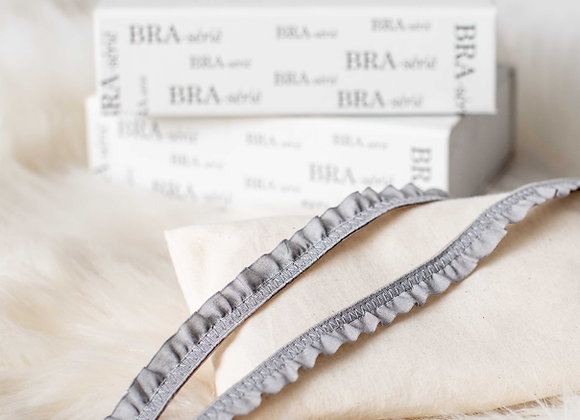 Grey Ruffle BRA-serie