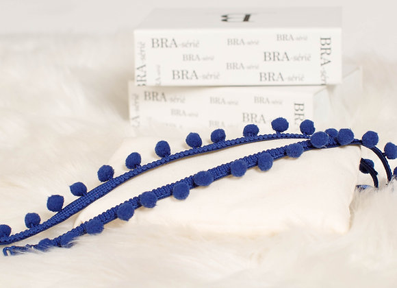 Royal Blue Pompoms (® Patent)