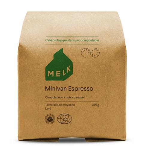 MELK - Minivan Espresso
