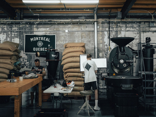 The importance of the role of coffee roasters