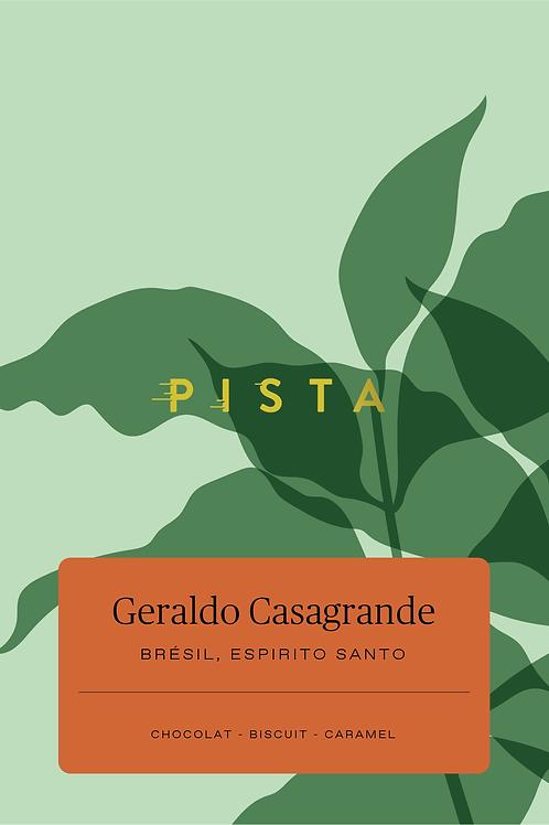PISTA - Geraldo Casagrande