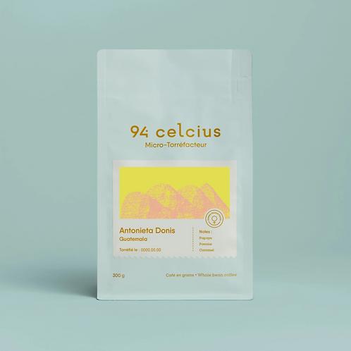 94 celcius - Antonieta Donis