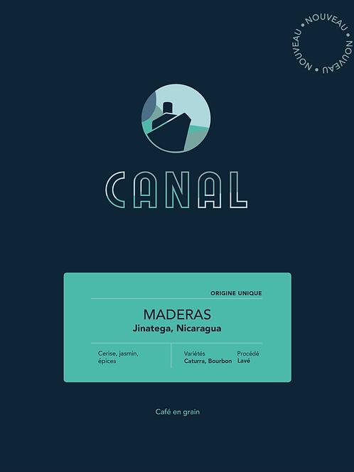 CANAL - Maderas