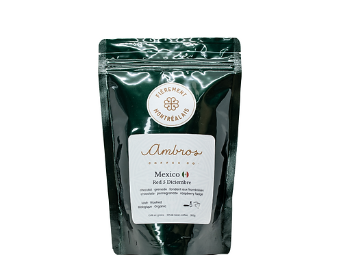AMBROS COFFEE CO - Red 5 Diciembre