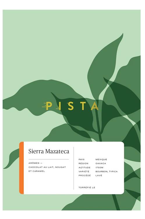 PISTA -Sierra Mazateca