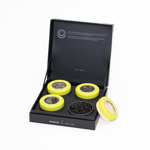 CAMELLIA SINENSIS - Tasting Kit 4 Discovery