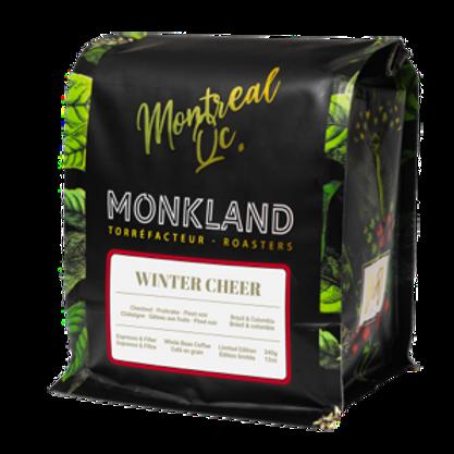 MONKLAND - Winter  Cheer