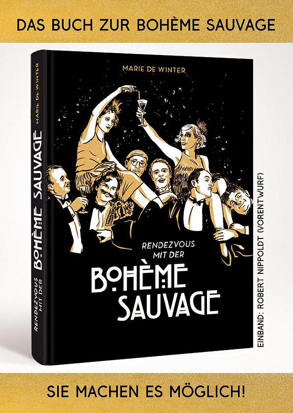 Buch Bohème Sauvage
