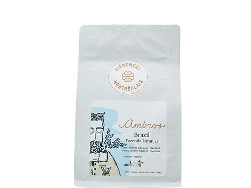 AMBROS COFFEE CO - Brazil Fazenda Laranjal