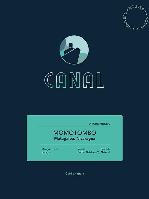 CANAL - Momotombo