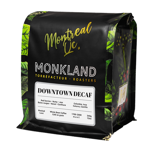 MONKLAND - Downtown Decaf