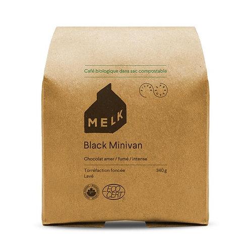 MELK - Black Minivan (espresso)