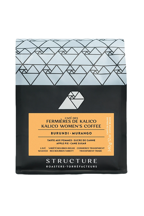 STRUCTURE - Kalico Women's Coffee