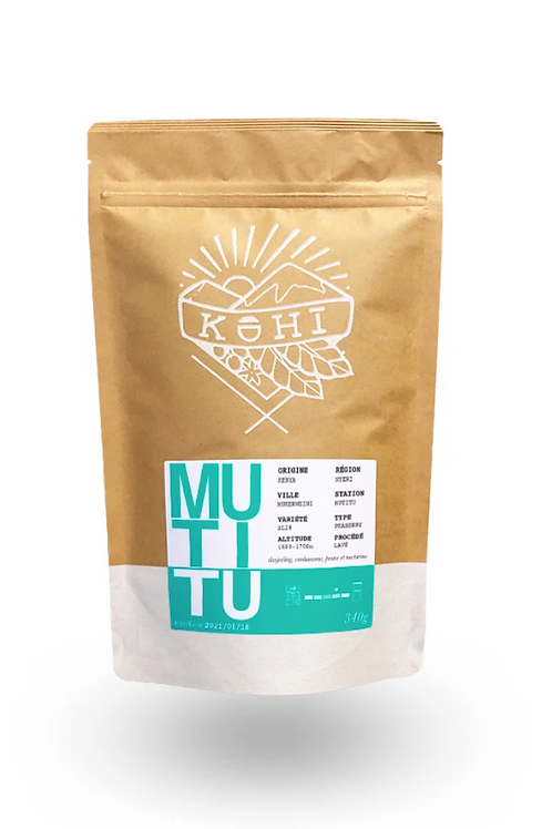 KOHI - Mutitu