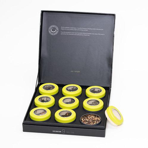 CAMELLIA SINENSIS - Tasting Kit 9 Discovery