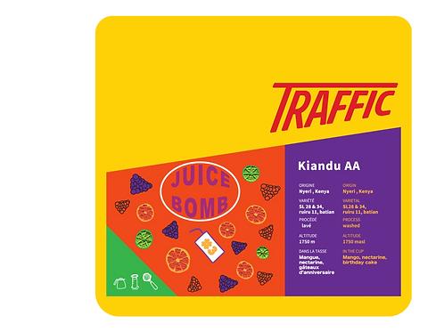 TRAFFIC - Kiandu