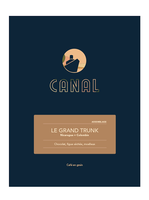 CANAL - Le Grand Trunk